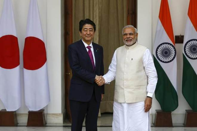 प्रधानमंत्री मोदी की जापान यात्रा