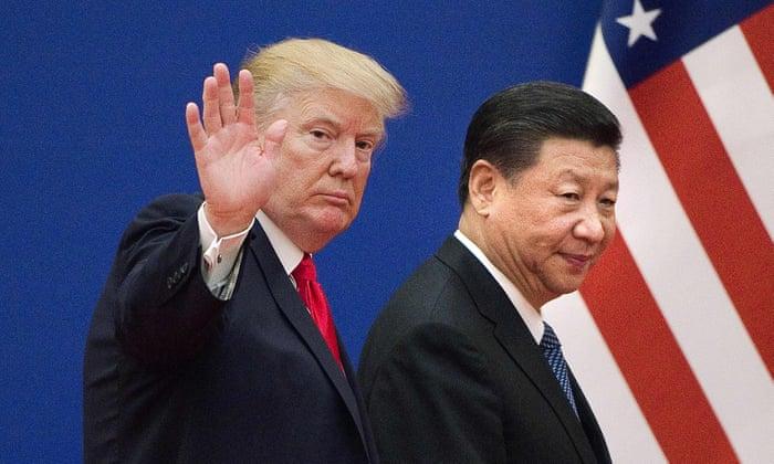 जब दिग्गज भिड़ते है : यूएस-चीन विवाद पर