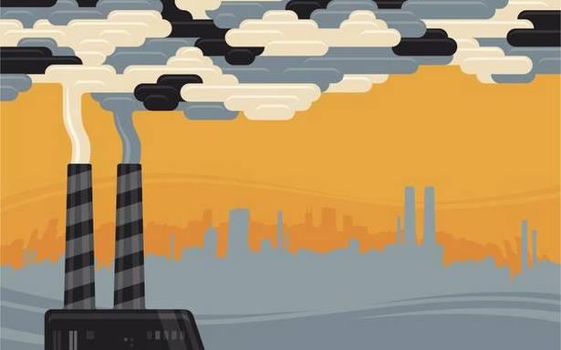 वायु की गुणवत्ता की जांच