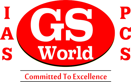 GS World logo