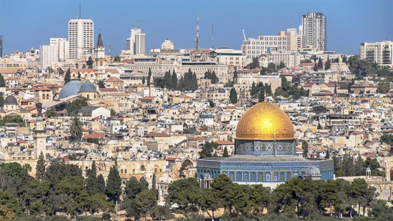 येरूशेलमः राजधानी विवाद